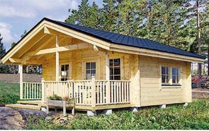 Casas de madera baratas for Casas de madera baratas pequenas