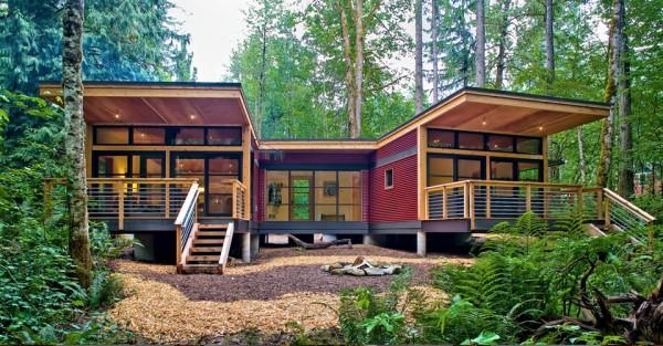 Las mejores casas de madera