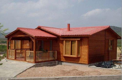 Casas de madera baratas for Casas de madera baratas